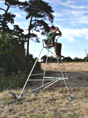 Portable High Seat
